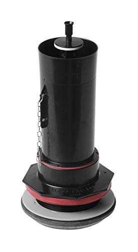 KOHLER GENUINE PART 1069722 3' Toilet Flush Valve Kit , Black