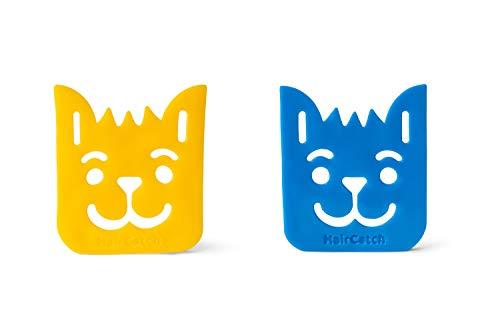 HairCatch de MilkMama | Recoge Pelos para la Colada | Atrapador Pelo Mascotas Reutilizable | Recoge Pelos Mascotas para Lavadora y Secadora | Set Atrapador Pelo Animales| Forma de Perro - 2 piezas