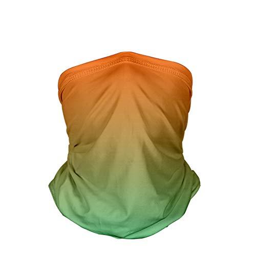 Magic hoofddoek/nekbrace/gezichtsmasker zonnebrandcrème zandbestendig gezicht wasbaar multifunctionele wasbare hoofddoek geschikt voor buiten hardlopen en fietsen,1