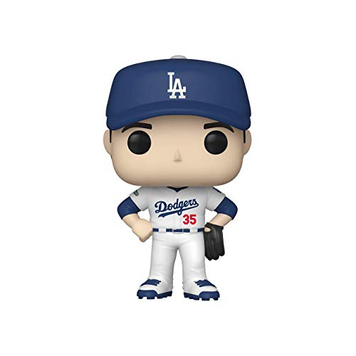 Funko POP! MLB: Dodgers - Cody Bellinger,3.75 inches