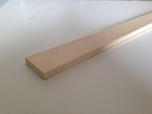 Amico Legno Listelli Abete piallati e spigolati - 2 x 9 x 200 cm (Pz 10)