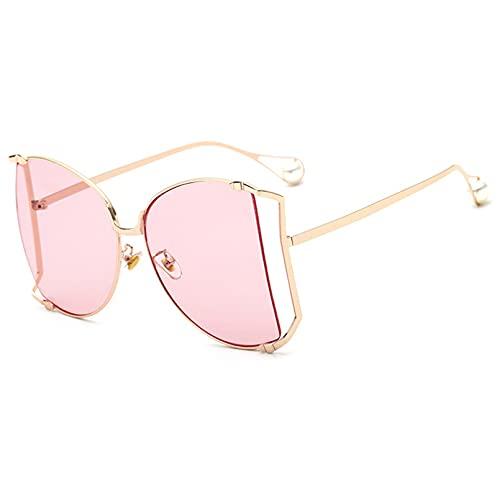 LUOXUEFEI Gafas De Sol Gafas De Sol De Gran Tamaño Para Mujer Gafas De Sol Para Hombre Para Mujer Gafas De Sol Gafas De Sol