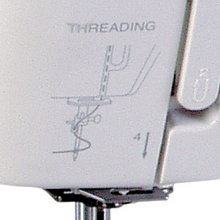 Janome Treadle Powered Sewing Machine 712T