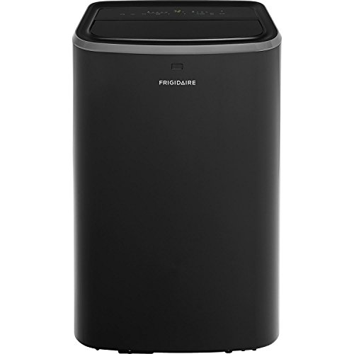 Frigidaire FFPH1422U1Portable Rooms up to 700-Sq. Ft. Air Conditioner, Black