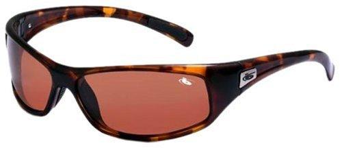 bollé Rattler Gafas de sol (tortuga oscura, arenisca polarizada)