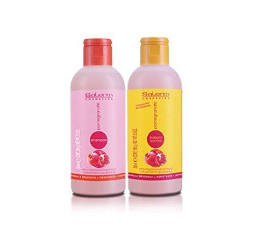 Salerm Pomegranate Champu 200 ml + Acondicionador 200 ml