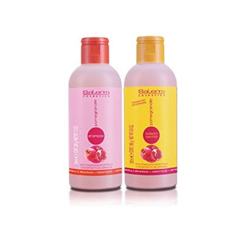 Salerm Pomegranate Champu 200 ml + Acondicionador 200 ml