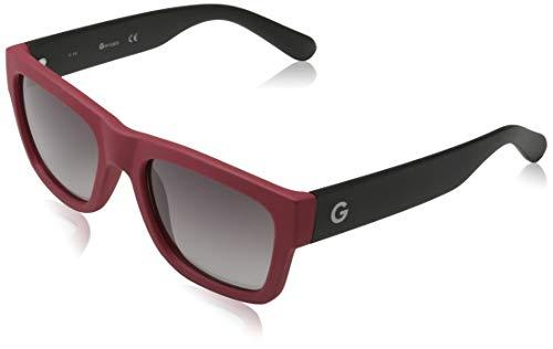 Guess GG2106 Gafas de sol, Rojo (red,black), 52 Unisex Adulto
