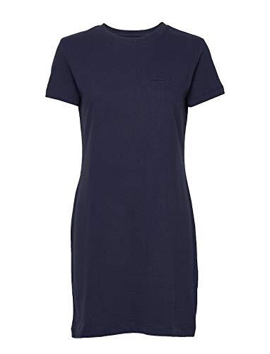 Superdry Mujer Vestido Camiseta de algodón orgánico de la colección Orange Labe