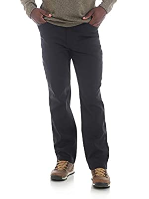 Wrangler Black Outdoor Performance Cargo Pants - 32 X 30