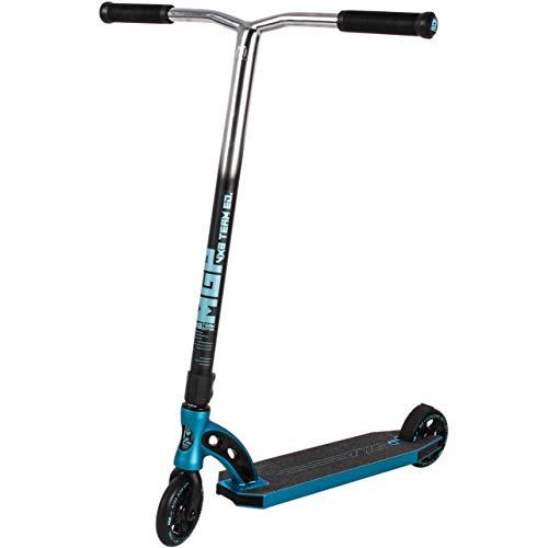 Madd Gear MGP VX8 Team - Patinete de acrobacias, Turquoise/Chrome