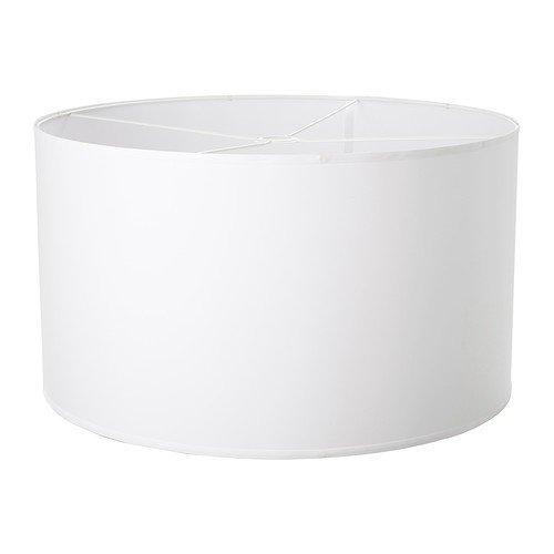 IKEA NYMÖ Lampenschirm in weiß; (70cm)
