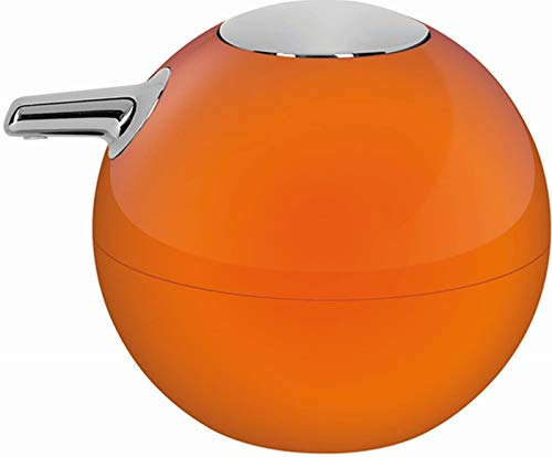 Spirella 10.17243 - Dispensador, Color Naranja, 10,5 x 11,5 cm
