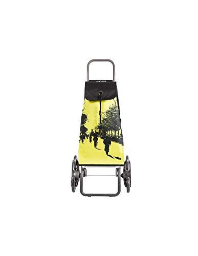 Rolser IMX054 Treppensteiger I-Max City Einkaufsroller, Aluminium, Lima