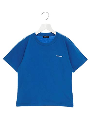 Luxury Fashion | Balenciaga Jongens 556155TGV737560 Blauw Katoen T-shirts | Lente-zomer 20