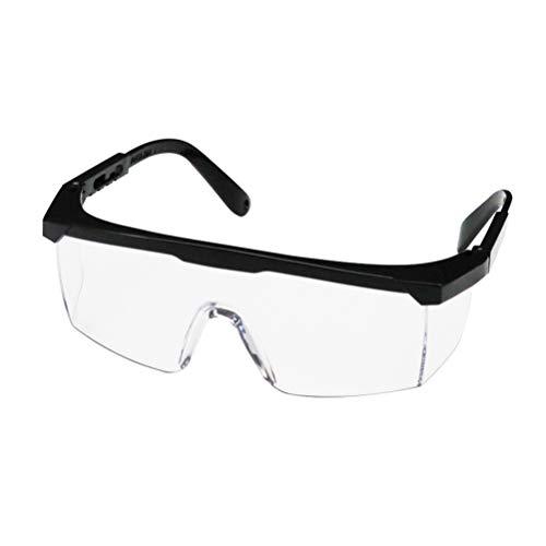 Imikeya Skibril, transparante bril voor paardrijden, buiten, veiligheidsbril voor de ogen, voor vrouwen, mannen, motorfiets, racefiets