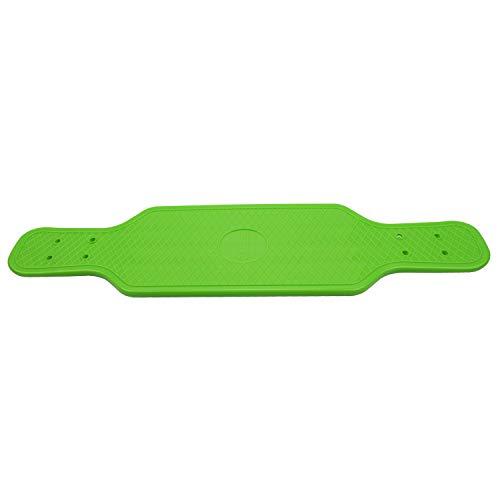 FunTomia Longboard Deck aus Kunststoff BigBoard (Grün)