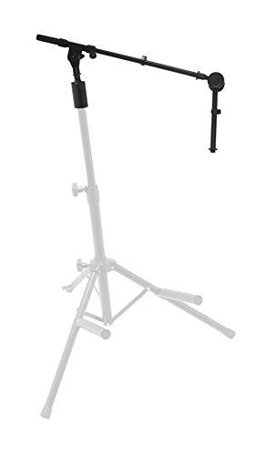 On-Stage MSA7500CB Posi-Lok Combo Microphone Boom Arm