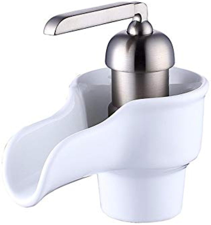 XPYFaucet Wasserhahn Armatur Mischbatterie Kupfer Becken Badschrank Warmes Und Kaltes Waschbecken Gemischt