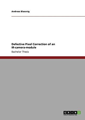 Defective Pixel Correction of an IR-camera-module