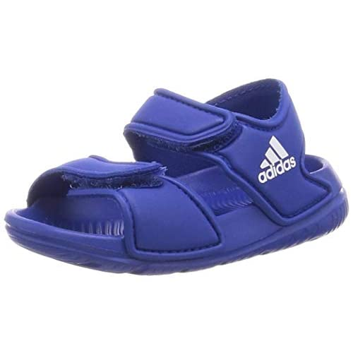 adidas ALTASWIM I, Scarpe da Ginnastica Unisex-Bambini, Team Royal Blue/Ftwr White/Team Royal Blue, 27 EU