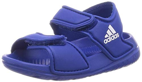 Adidas Altaswim Jr, Sandalia Unisex niños, Azul (Team Royal Blue/FTWR White/Team Royal Blue), 21 EU