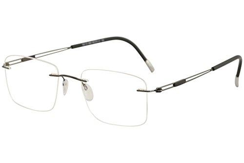 Silhouette Eyeglasses TNG Titan Next Generation Chassis 5521 6560 Optical Frame