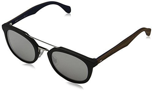 Hugo Boss Boss 0777/S SS RBG gafas de sol, Negro (Black Brown/Grey Grey Speckled Silver), 51 Unisex-Adulto