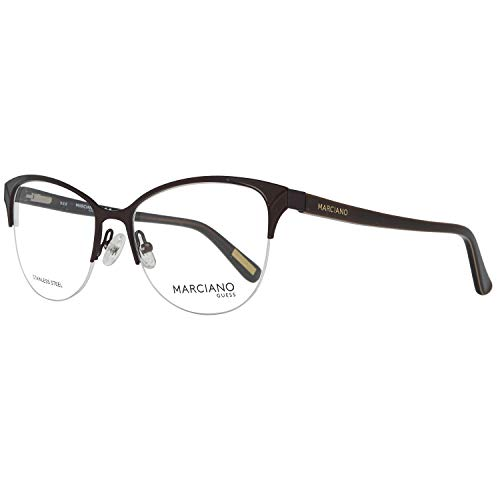 Guess GM0290 52050 Guess By Marciano Brille Gm0290 52050 Cateye Brillengestelle 52, Braun