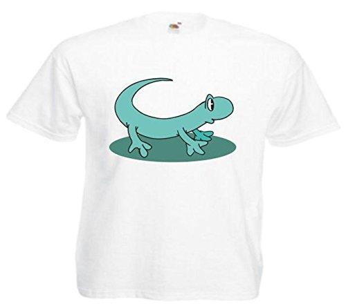Kinder T-Shirt Motiv 10579 Farbe Weiß Größe 140
