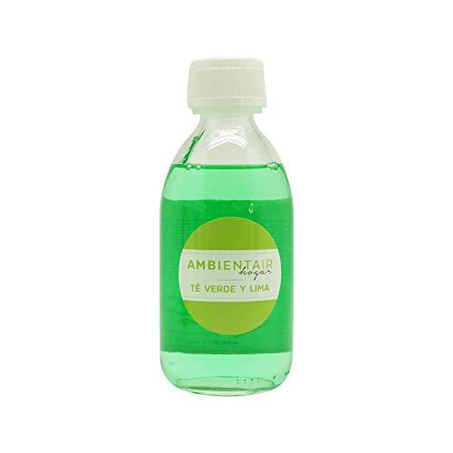 Ambientair RC250TVA Recambio Mikado, Cristal, Verde, 250 ml