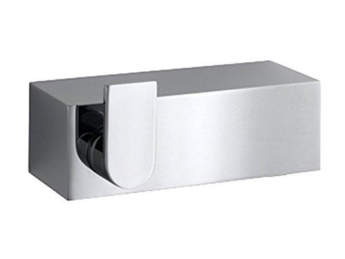 Keuco 53024010100 Brausearmatur Edition 300, Einhebelmischer für Aufputz Montage, verchromt