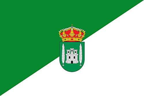 magFlags Bandera Large Valverde de Alcalá España   Bandera Paisaje   1.35m²   90x150cm