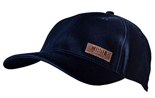 MUSTANG Cap Night Blue
