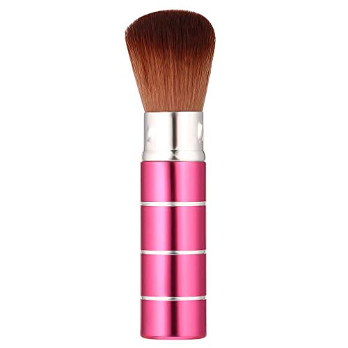 TOPFAY rétractable doux visage joue poudre Blush pinceau maquillage cosmétique outil Foundation