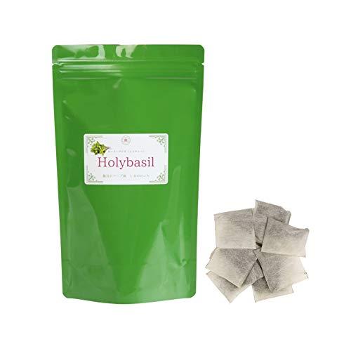 国産ホーリーバジル茶90g   1.5g☓60入り 安心の国産、無農薬。