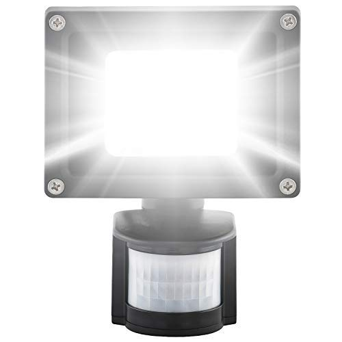 Super Bright Solar Security Light - Waterproof and Comes with Built-in PIR...