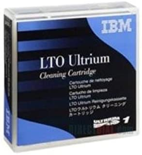 ibm lto 5 cleaning tape