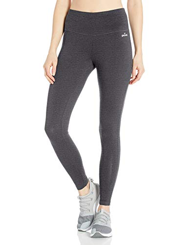 Spalding Damen Legging High Waisted - grau - Mittel