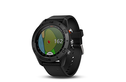 Garmin Approach S60, Premium GPS Golf Watch with Touchscreen Display and...