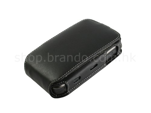 Brando Flip Tasche für O2 XDA Flame inkl. Gürtelclip