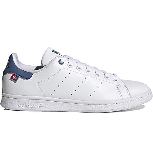 adidas Originals - Basket Stan Smith, blanco, 40 2/3 EU