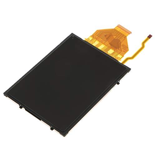 F Fityle Reemplazo de Pantalla LCD para Canon Powershot g15 g16 + Retroiluminación +...