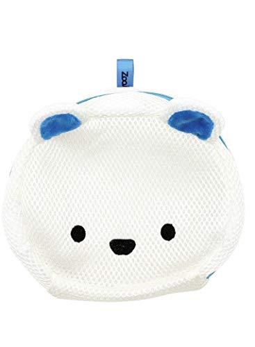 シービージャパン 洗濯 ネット シロクマ ブラジャー用 3層メッシュ生地 Kogure