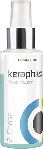 Elkaderm Keraphlex Power Infusion 2 Phasen Kur 100 ml Feuchtigkeitsspendend & Farbschutz