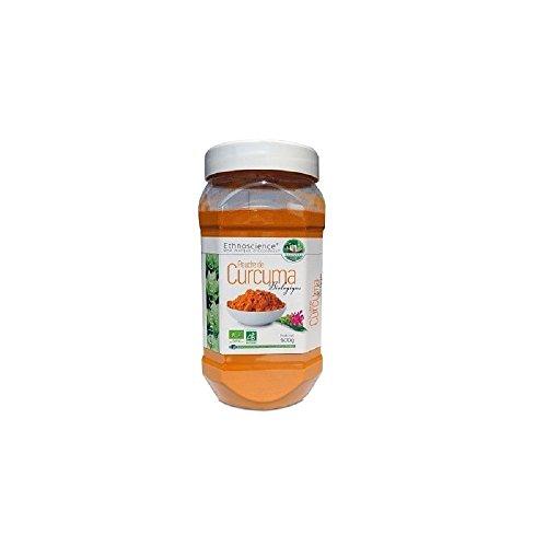 Ecoidees - 100% poudre curcuma bio - 500 g