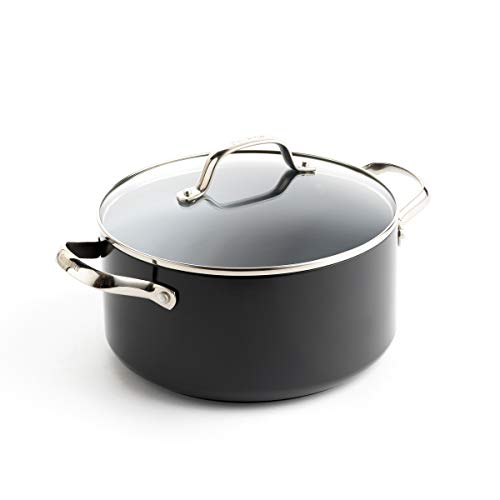 ceramic cookware anodized gray - 6