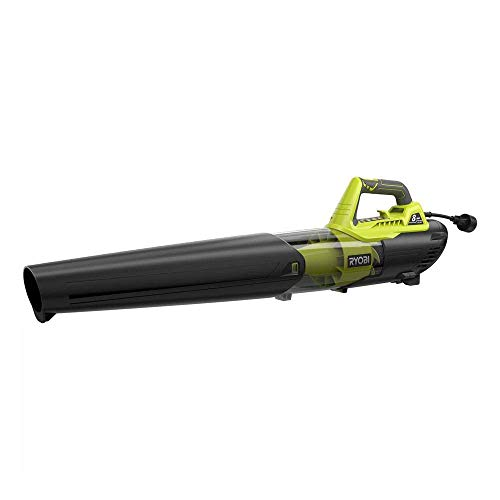 Lowest Prices! RYOBI 135 MPH 440 CFM 8 Amp Electric Jet Fan Blower (Renewed)
