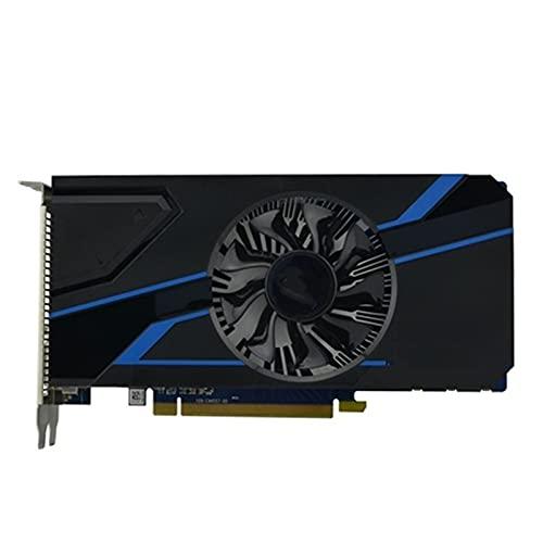 SYFANG Fit for Sapphire HD 7770 1GB Tarjetas gráficas GPU AMD HD7770 1G GDDR5 Tarjetas de Video PC Mapa de Juegos de computadora HDMI PCI-E X16