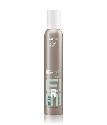 Wella Professionals Eimi Boost Bounds rizos Mousse, 300ml